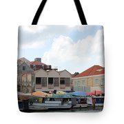 Curacao Tote Bag