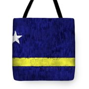 Curacao Flag Tote Bag