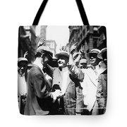 Curb Stock Brokers, C1916 Tote Bag