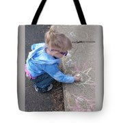 Curbside Artist Tote Bag