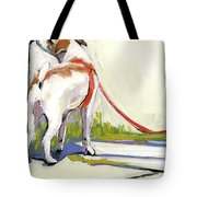 Curbside Tote Bag