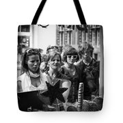 Curiosity Tote Bag by Dave Bowman