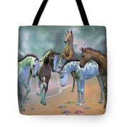 Curious Ones Tote Bag