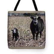 Curious Pair Tote Bag