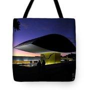 Curitiba - Museu Oscar Niemeyer Tote Bag