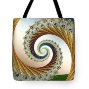 Curl #8 Tote Bag