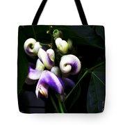 Curlicues Tote Bag