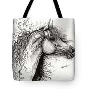 Curls And Swirls Tote Bag