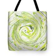 Curly Greens II Tote Bag