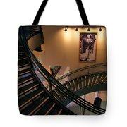 Curly's Stairway Tote Bag