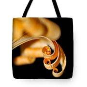 Curlz Tote Bag