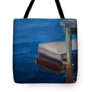 Currituck Dock Tote Bag