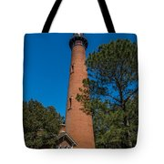 Currituck Lighthouse Tote Bag