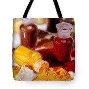 Curry Powder Tote Bag