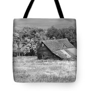 Curtain In The Window-1 Tote Bag