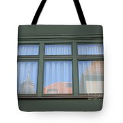 Curtained Reflection Tote Bag