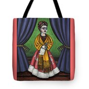 Curtains For Frida Tote Bag