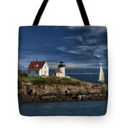 Curtis Island Lighthouse Maine Img 5988 Tote Bag