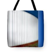 Curve Appeal Tote Bag
