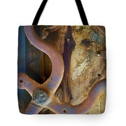 Curves And Lines II Tote Bag by Stephen Anderson