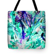 Curves Of Wonder Tote Bag