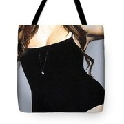 Curvy Beauties - Tara Lynn Tote Bag