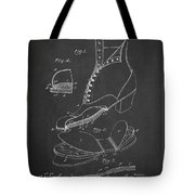 Cushion Insole For Shoes Patent Drawing From 1905 Tote Bag