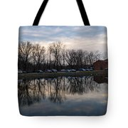 Cushwa Basin C And O Canal Tote Bag