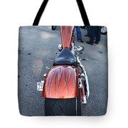 Custom Bike Tote Bag
