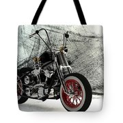 Custom Bobber Tote Bag