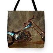 Custom Desperado Chopper 2014 Tote Bag