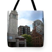 Custom House - Boston Tote Bag