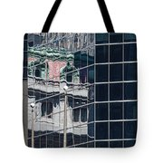 Custom Reflection Tote Bag