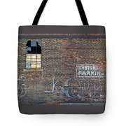 Customer Parking Tote Bag