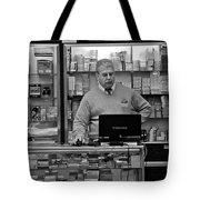 Customer Service Tote Bag