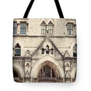 Customs House Tote Bag