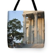 Customs House Steps Tote Bag