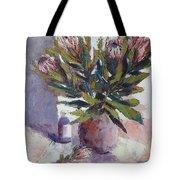 Cut Proteas Tote Bag