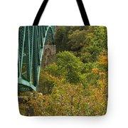 Cut River Bridge 1 A Tote Bag