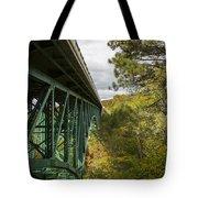 Cut River Bridge 3 A Tote Bag