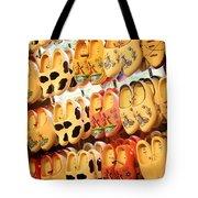 Cute Clogs Tote Bag
