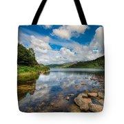 Cwellyn Lake Wales Tote Bag