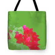 Cyclamen Dream Tote Bag