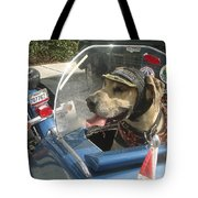 Cycle Dog Square Tote Bag