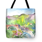 Cycling In Italy 05 Tote Bag