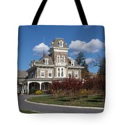Cylburn Mansion Tote Bag