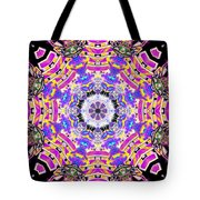Cymatic Gateway Tote Bag