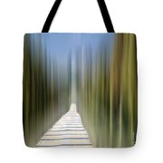 Cypress Alley Tote Bag