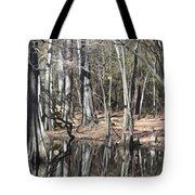Cypress Bog Tote Bag