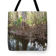 Cypress Swamp Tote Bag